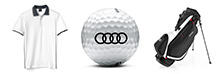 Audi Golf Kollektion