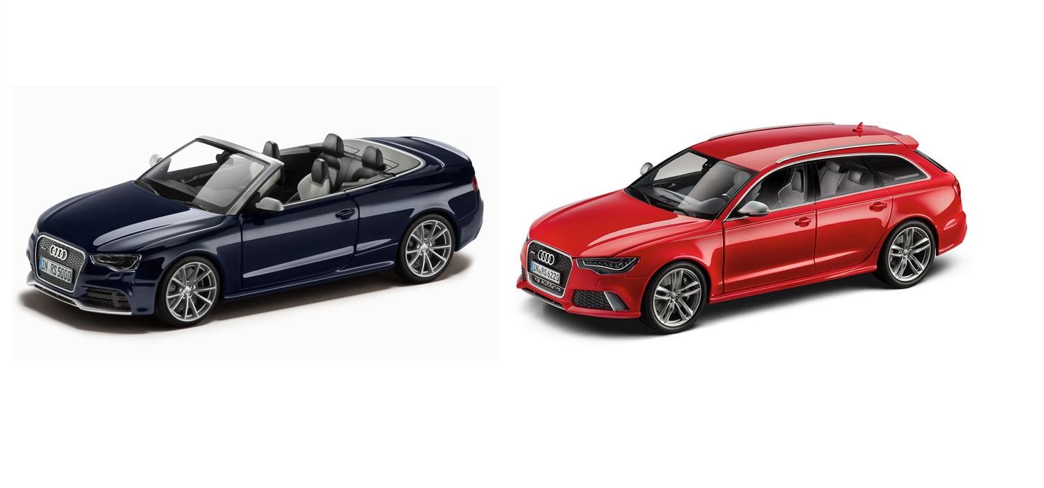 S / RS Modelle