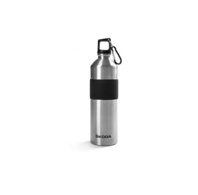 Skoda Trinkflasche Isolierflasche Thermoflasche Edelstahl 500 ml 000050309E