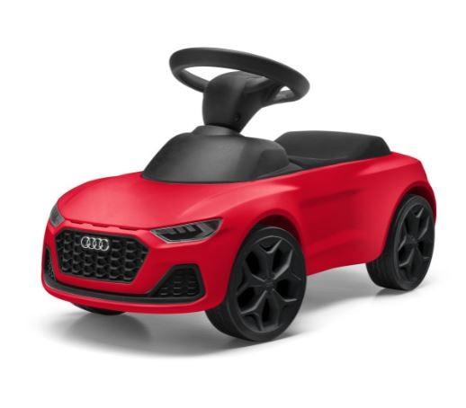 Audi Junior quattro Rutscheauto Rutscherauto Rutscher Kinder rot 3201810010