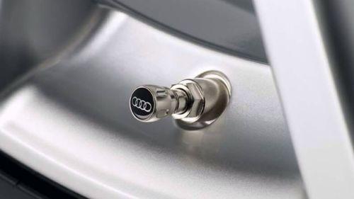 Original Audi Ventilkappen für Metall- /Gummiventile