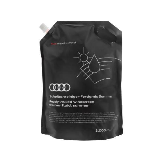 Audi Scheibenklar Sommer Fertigmix 3 Liter
