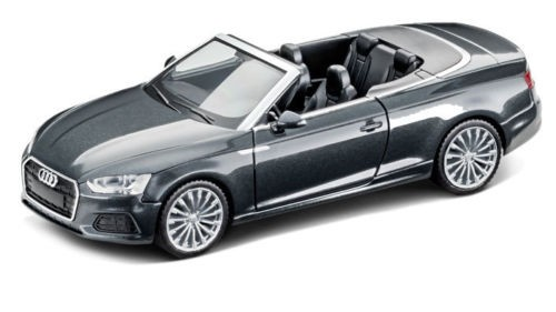 audi a5 cabriolet modellauto 1 87 modell 2017. Black Bedroom Furniture Sets. Home Design Ideas