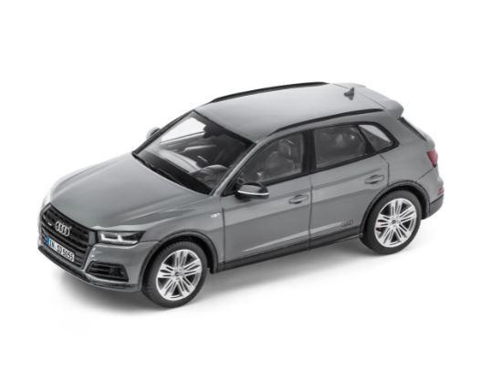 Audi SQ5 Modellauto Miniatur 1:43 Daytonagrau limitierte Auflage