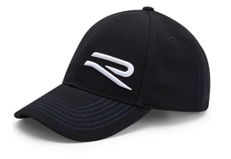 Original VW R-Line Baseballcap Kappe Cap Mütze mit R Logo schwarz 5H6084300