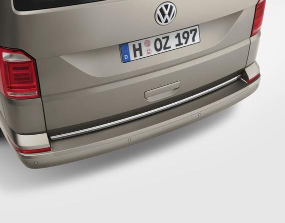 Original VW Volkswagen Ladekantenschutzfolie T6 Multivan transparent