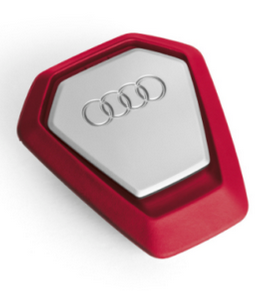 Original Audi Duftspender Singleframe Lufterfrischer Duftbaum rot 80A087009A