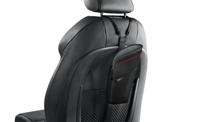Original Audi Aufbewahrungstasche Abfalltasche Rückenlehne