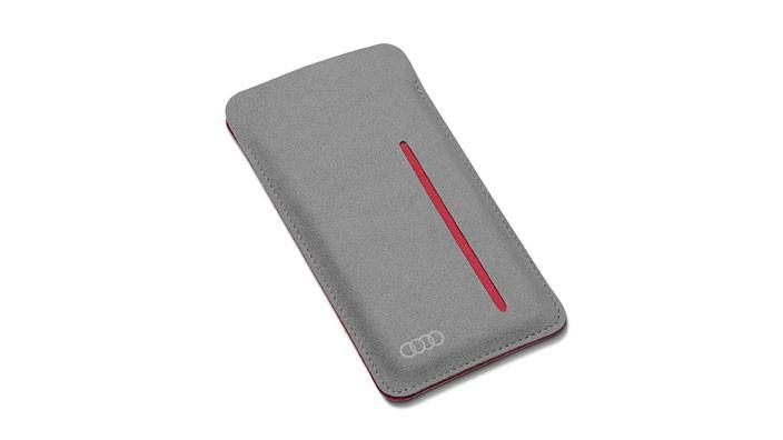 Audi Smartphone Handy Tasche Hülle Etui Nardia iPhone 6 und 6S