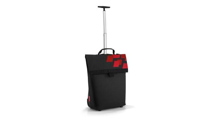 Audi Sport Everyday Trolley Koffer Reisetasche schwarz 43 Liter