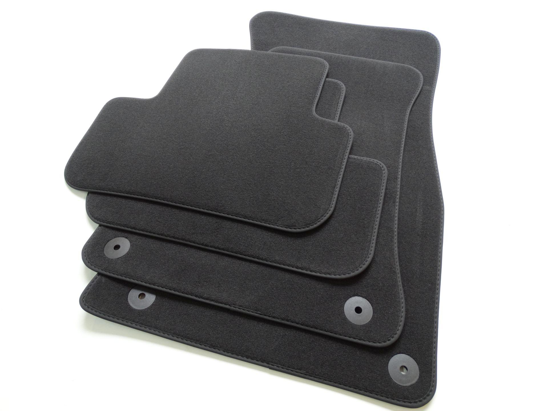 VW Passat 3C Fußmatten Stoffmatten Textilmatten Original Premium Qualität