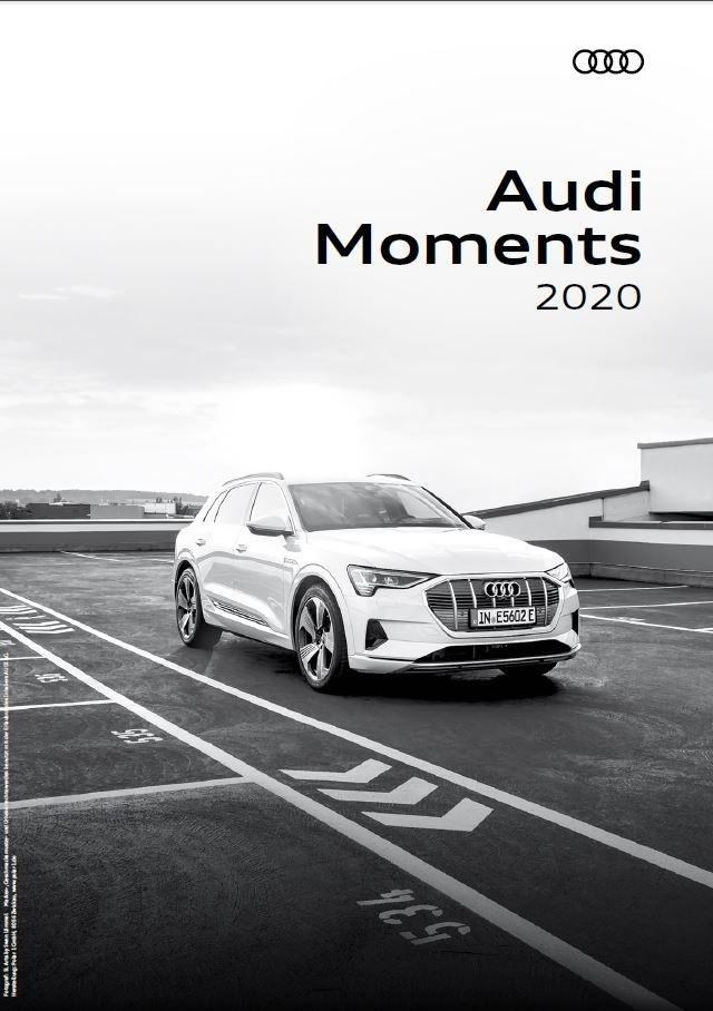 Audi Drei-Monats-Kalender 2020 Wandkalender Calender Bürokalender DIN A3