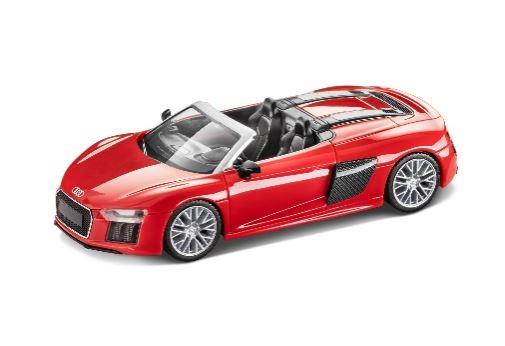 Audi R8 Spyder V10 Modellauto 1:87 Modell 2016 Dynamitrot