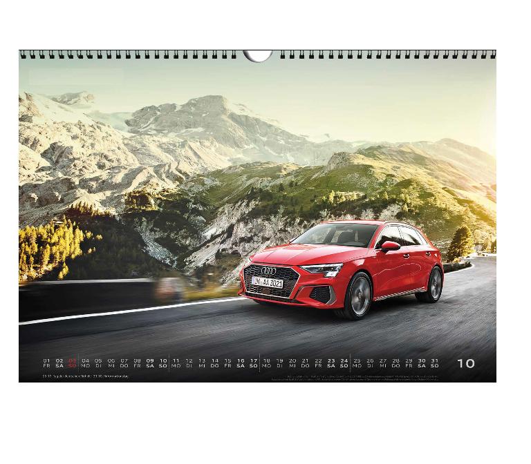 Audi Moments 2021 Wandkalender Fotokalender Kalender Calender 59x42 cm