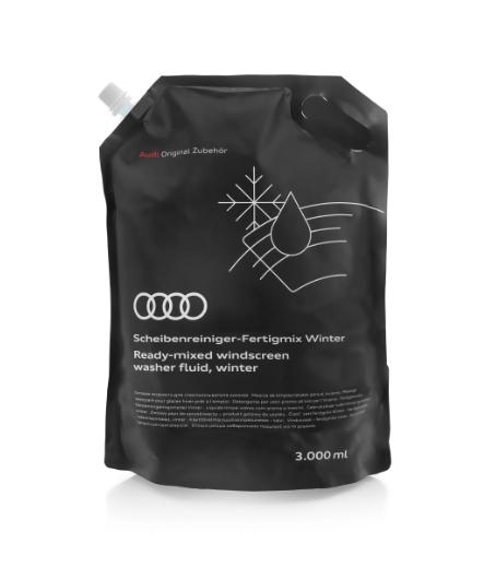 Original Audi Scheibenreiniger-Fertigmix Winter Antifrost -25°C 3L 4M8096323A