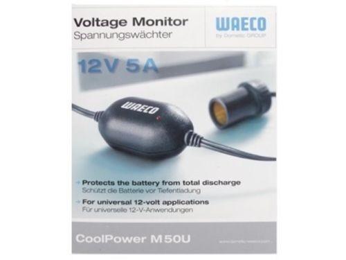 Waeco Spannungswächter CoolPower M50U Batterieschutz 12V 5A