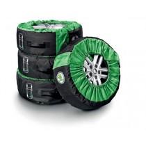 Original Skoda Reifentasche Rädertasche 4-teilig 14-18 Zoll