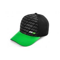 Skoda Baseballcap Basecap Kappe Mütze Motorsport R5 schwarz grün