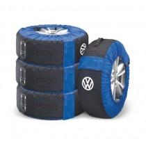 Original VW Reifentaschen Rädertaschen 4-teilig 14-18 Zoll