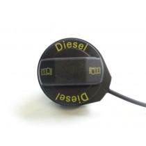 Original Audi A1 Tankdeckel Verschlussdeckel für Dieselmotoren