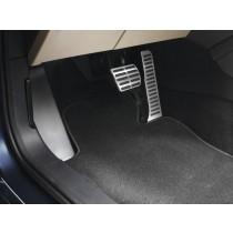 Original VW Golf Passat Eos Pedalkappen Edelstahl Automatik DSG