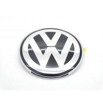 Original VW Beetle Emblem Logo Plakette Motorhaube vorn chrom