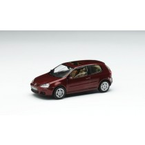 VW Golf V 1K Modellauto 1:43 rot Schuco