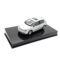 VW Golf 5 V Modellauto Miniatur 1:43 silber - 1K9099300B A7W