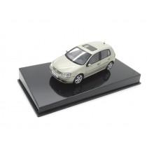 VW Golf 5 V Modellauto Miniatur 1:43 wheat beige - 1K9099300B D1W