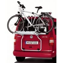 VW Caddy Fahrradträger für die Heckklappe Heckträger für 3 Fahrräder