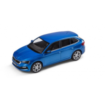 Skoda Scala Modellauto Miniatur 1:43 Race-Blau 657099300 F5W