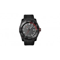Audi Sport Uhr Dreizeigeruhr Armbanduhr Chronograph schwarz