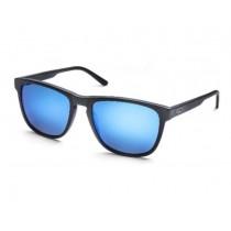 Audi Sonnenbrille Brille Sunglasses UV 400 blau schwarz