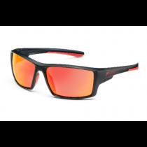 Audi Sport Sonnenbrille Brille Sunglasses verspiegelt schwarz/rot