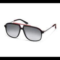 Audi heritage Sonnenbrille Brille Sunglasses schwarz rot 3112000500