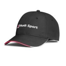 Audi Sport Baseballcap Cap Kappe Mütze 55-59cm schwarz