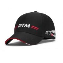 Audi Sport DTM Cap Baseballcap Kappe Mütze schwarz 55-59cm