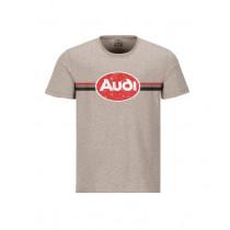 Audi Heritage T-Shirt Herren beige