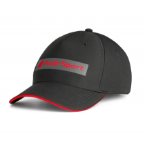 Audi Sport Cap Baseballcap Kappe Mütze Ringe Unisex schwarz 3132001400