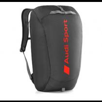Audi Sport Travel Rucksack Backpack Tasche Deuter dunkelgrau