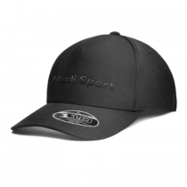 Audi Sport Flexfit Baseballcap Cap Kappe Mütze Unisex Premium schwarz 3132002100