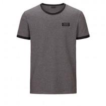 Audi T-Shirt Ringe Herren grau