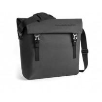Audi quattro Messenger Bag Umhängetasche Tasche dunkelgrau