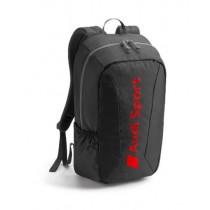 Audi Sport Rucksack Backpack Umhängetasche Tasche Deuter dunkelgrau 3151901500