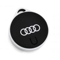 Audi Schlüsselanhänger KeyFinder Schlüsselfinder schwarz