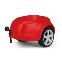 Audi Kinder Junior Mini Quattro Anhänger rot