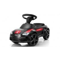 Original Audi Junior quattro Motorsport schwarz Rutschauto