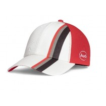 Audi heritage Baseballcap Cap Kappe Mütze Kinder offwhite Gr. 53-55