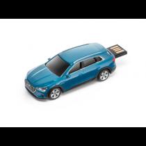 Audi e-tron Miniatur USB-Stick Datenspeicher Antiguablau blau 32 GB 3221900100
