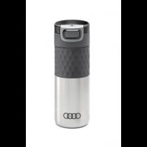 Audi Isolierbecher Flasche Isolierflasche Thermoflasche Edelstahl 3292000100